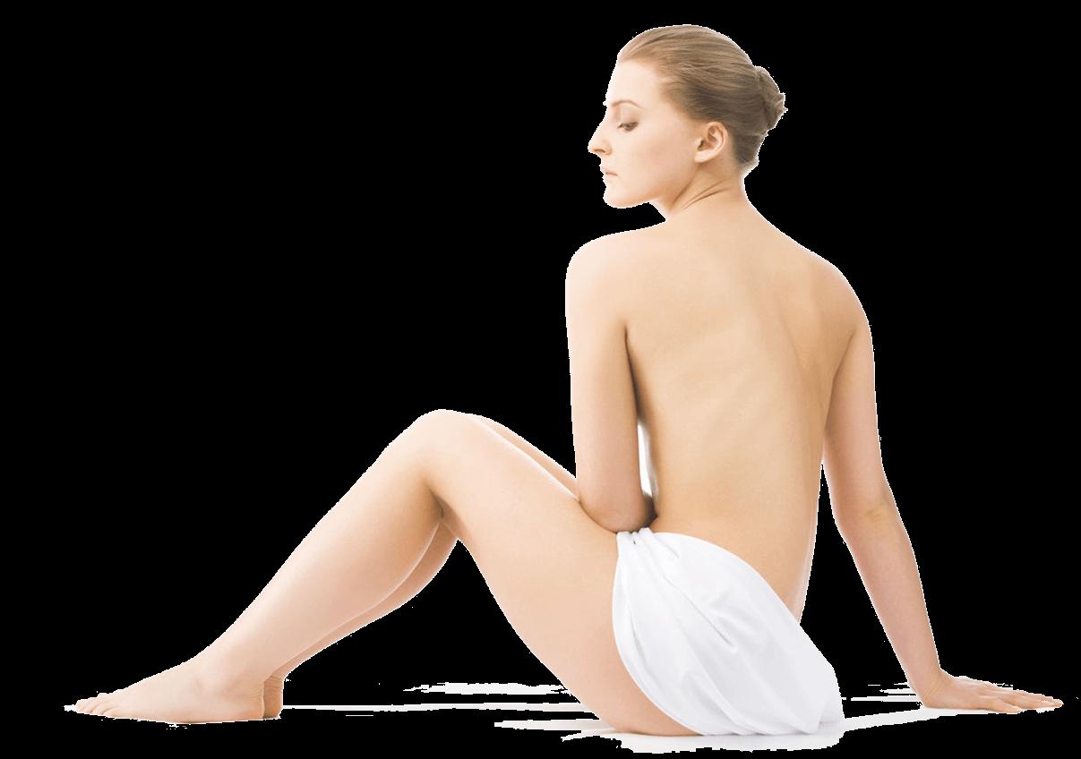 Startseite Frau mit Tuch BeautyArt - Cosmetics & Spa Leipzig/Zentrum