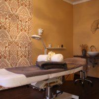 Behandlungszimmer BeautyArt - Cosmetics & Spa Leipzig/Zentrum