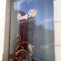 Fenster BeautyArt - Cosmetics & Spa Leipzig